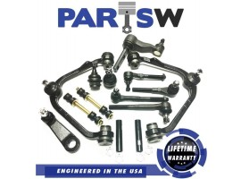 16 Pc NEW Complete Front Suspension Kit Ford F-150 1997-2003 HERITAGE 2004