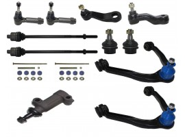 13 Pc Front Suspension Kit Fits Chevy, Gmc and Cadillac 10 Year Warranty