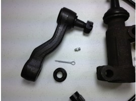 Steering Suspension Parts Chevrolet Tahoe Ball Joint Tie Rod Pitman Idler Arm
