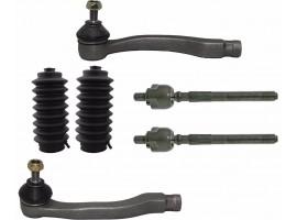 1996-2000 Honda Civic Tie Rod End Set & Steering Boot Kit