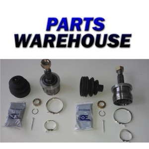 2 Outer Cv Joints Kit Jeep Grand Cherokee, Grand Wagoneer 99-01 1 Year Warranty