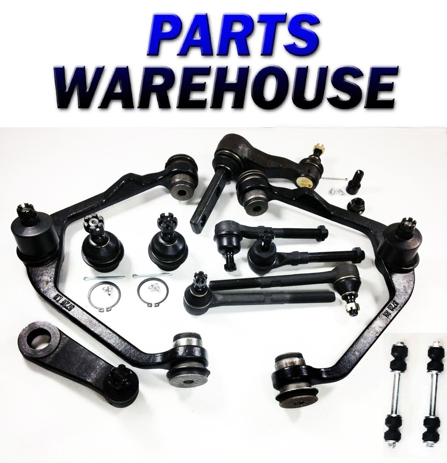 Pc Front Suspension Kit For   Ford F  Expedition