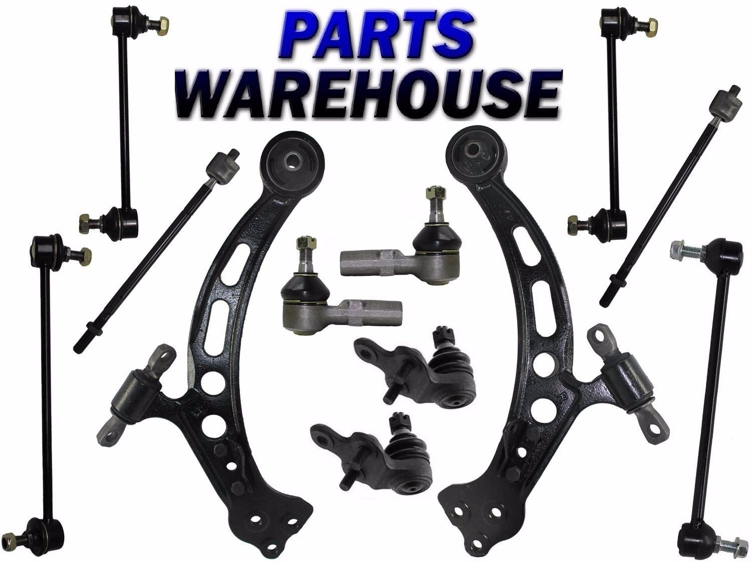 97-01 Toyota Camry OEM front left driver side lower control arm with ball joint