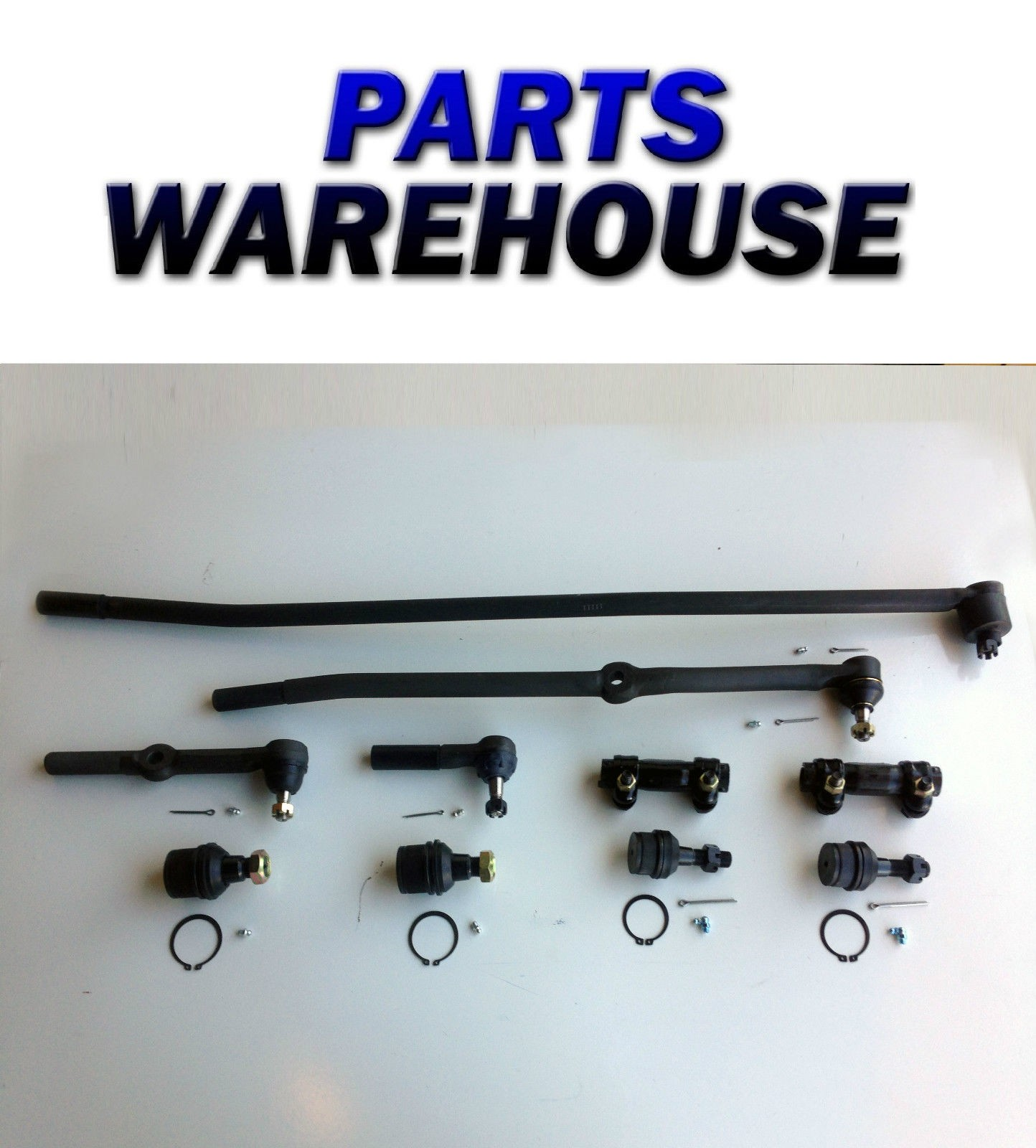 Steering Suspension Dodge Ram 2500 3500 97 94 4wd Brand New 1 Year All Products Warranty