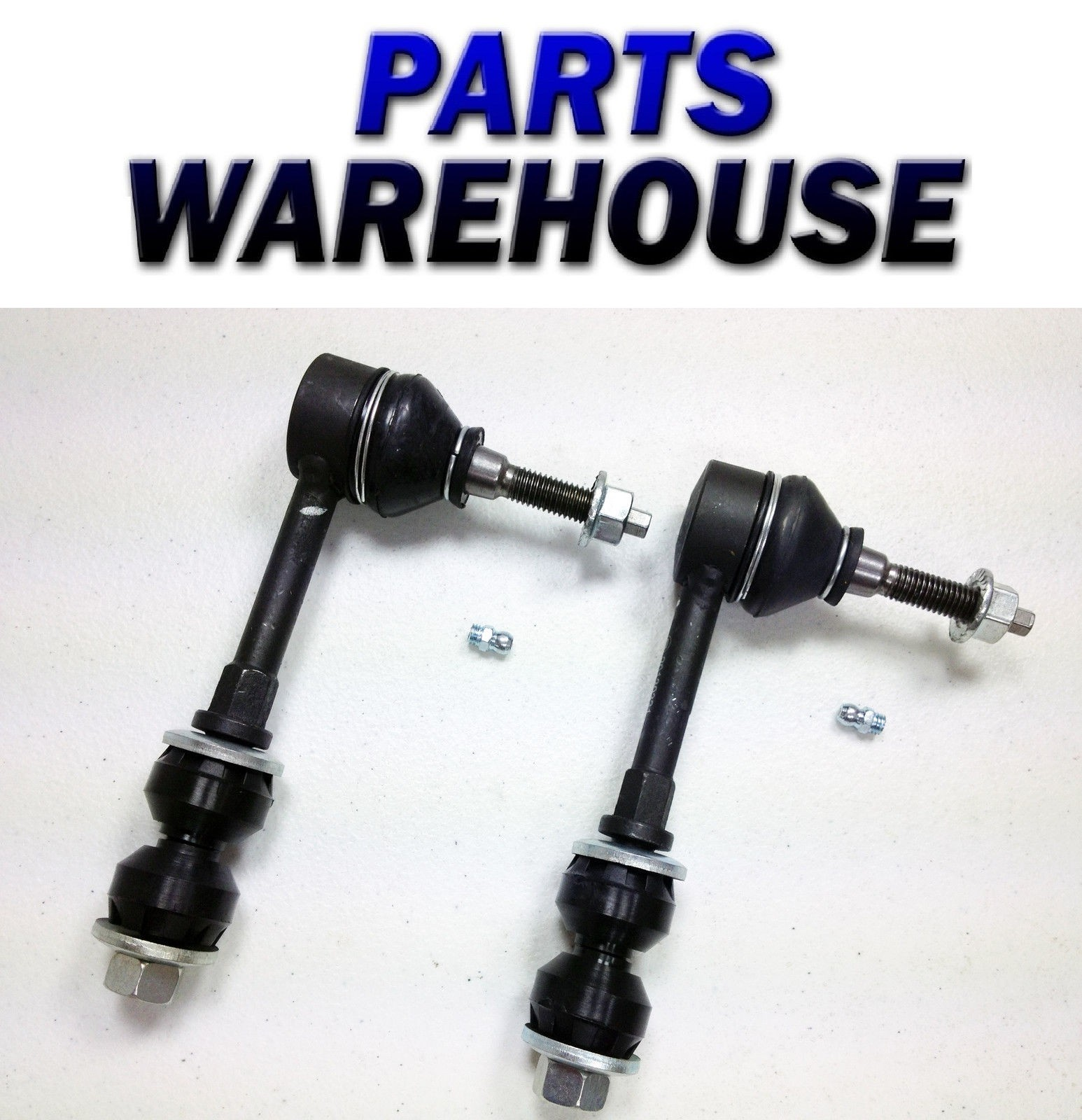 2 Front Stabilizer Sway Bar Links Dodge Ram 2500 3500 1 Year Warranty