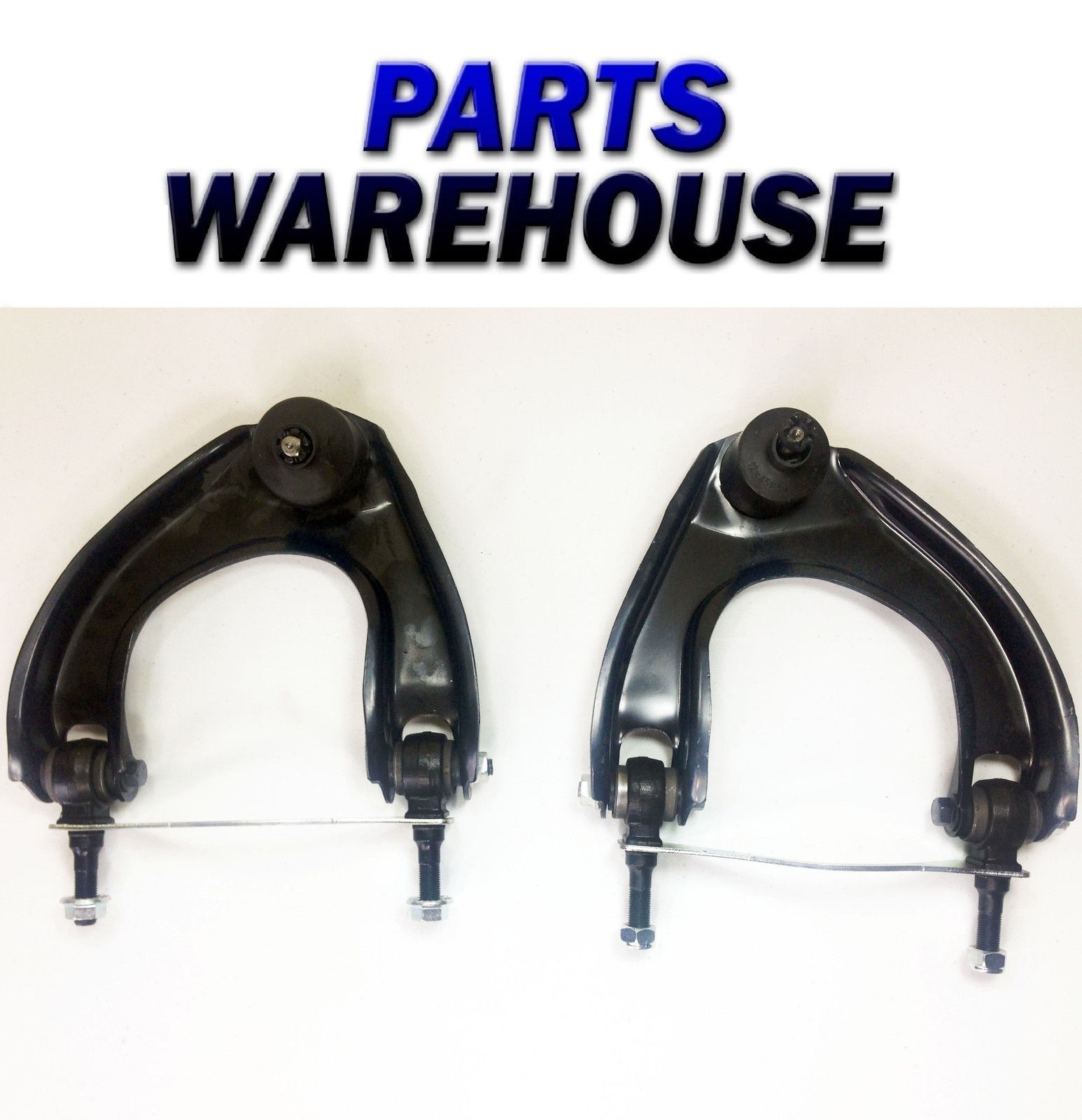 2 upper control arms fits acura integra 90 93 honda. Black Bedroom Furniture Sets. Home Design Ideas