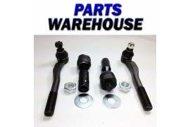 96-02 Toyota 4Runner Steering Tie Rod End Front 2 Inner & 2 Outer 1 Yr Warranty