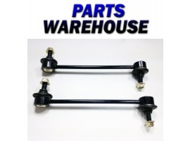 """2 Front Sway Bar Links 9.86"""" Length To Center Right & Left Chevy Pontiac New"""