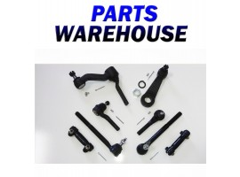 8 STEERING PARTS BLAZER S10 SONOMA JIMMY 4WD 98-04 tie rod pitman idler arm iner