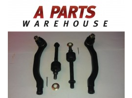 4 Pc Inner & Outer Tie Rod Kit- Acura Cl/Honda Accord Odyssey/Isuzu Oasis 94-99