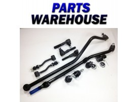 11 PIECE SUSPENSION JEEP CHEROKEE COMANCHE 91-01 ENDS LINK 1 YEAR WARRANTY