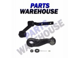 One Pitman And One Idler Arm For Ford Mercury Lincoln 1995-2003 1 Year Warranty