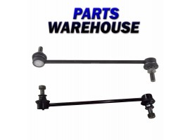2 Pc Brand New Premium Front Stabilizer Bar Link Kit for Nissan Altima 5 Yr WRTY