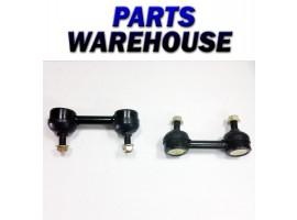 2 Rear Sway Bar Link Kits 1 Year Warranty