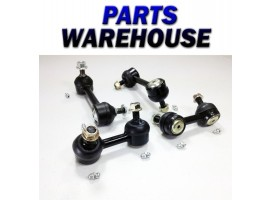 2 Front & Rear Sway Bar Link Stabilizer Part Kit Acura Tl Cl Honda Accord Suspen