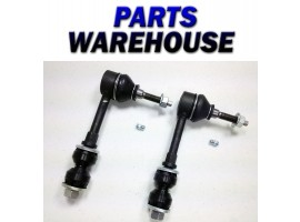 2 Front Stabilizer Sway Bar Links Dodge Ram 2500 3500 06-09 1 Year Warranty