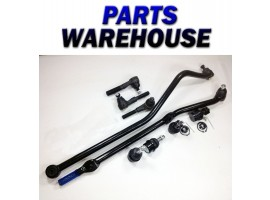 Steering Suspension Kit Tie Rods Track Bar Ball Joint Jeep Cherokee 1997