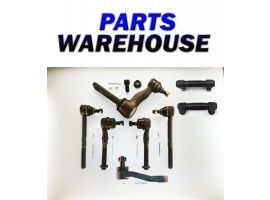 8 Pcs Steering Dodge Ram 2500 1500 Pickup 2Wd 95-99 Arm Ends 1 Year Warranty New