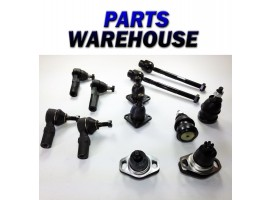 12 Piece Kit Suspension Pontiac Fiero 84-85-86-87 Ball Joint End 1 Year Warranty