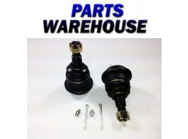 2 Front Upper Ball Joints Suspension Part K7206 1 Year Warranty