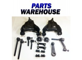 14 pc Kit Complete Front Suspension Kit Blazer Bravada Jimmy S10 Sonoma 4WD