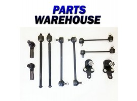 10 Pc Kit Ball Joints Tie Rods Sway Bar Link For Camry 97-01 Solara 2Yr Warranty
