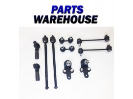 10 Piece Kit For Es300 Camry 94-96 Ball Joint Tie End Sway 2 Year Warranty