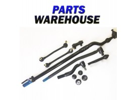 11 Pc Kit Rack End Ball Joint Sway Bar For Ford Excursion 00-05 2 Year Warranty