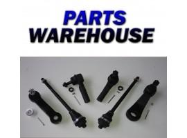 6 Pcs Steering Parts Tahoe Avalanche Escalade Yukon H2 New 1 Yr Warranty
