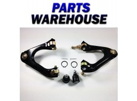 4 Suspension Parts Honda Accord 90-93 Lower Ball Joints Upper & Low Control Arm