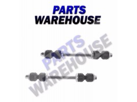 2 Sway Bar Links Ford F150 F250 Navigator Front Stabalizer 1 Yr Warranty