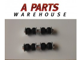 2 Stabilizer Sway Bar Link Kit Front End Suspension 4Wd 1 Year Warranty