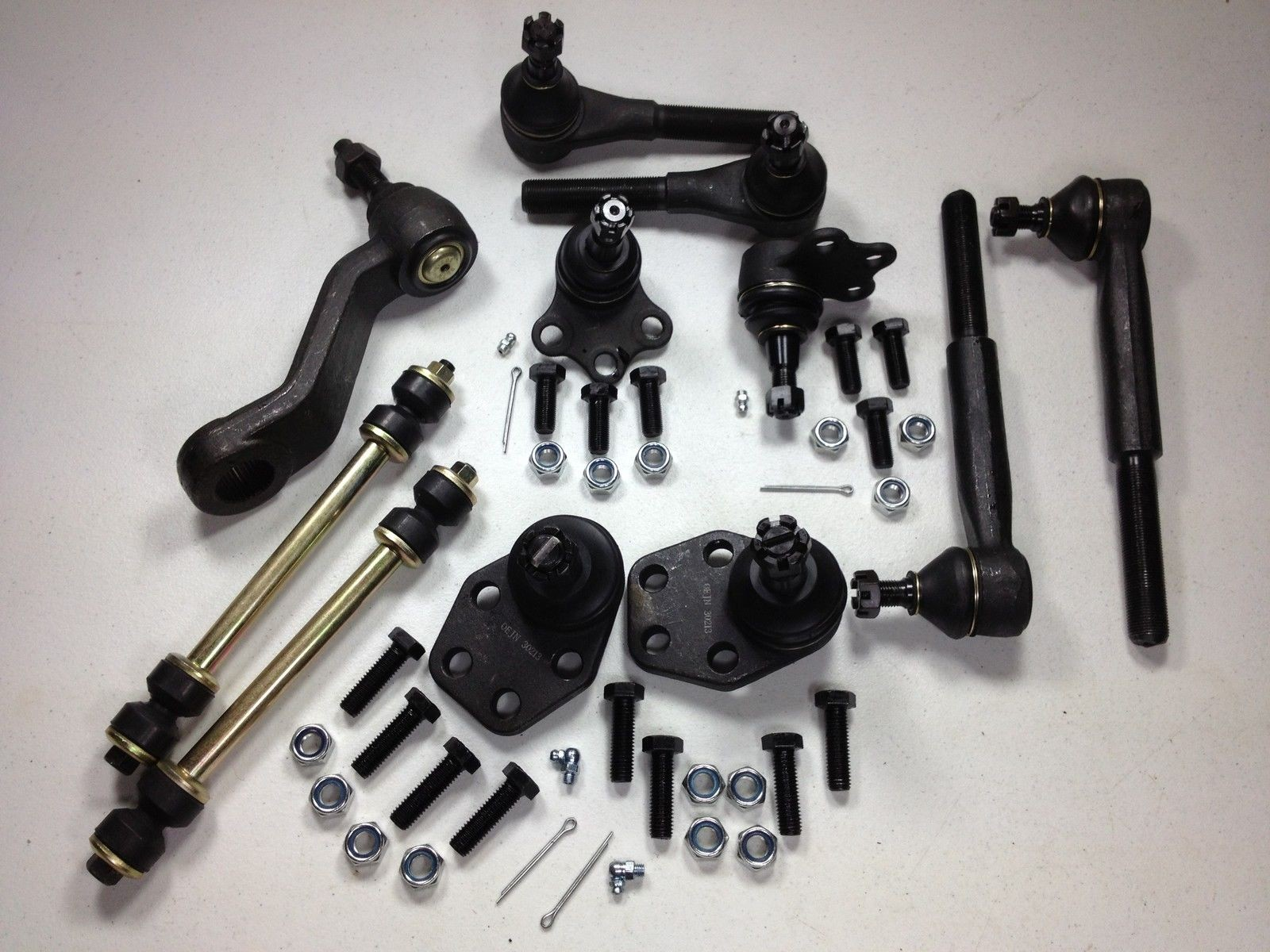 11 Piece Suspension Kit For 2000 2001 Dodge Ram 1500