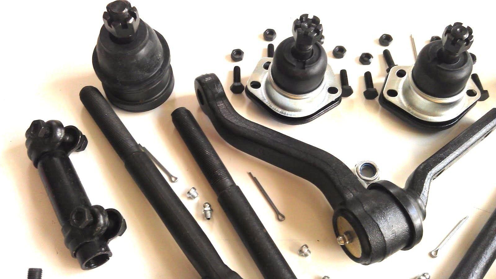 Suspension Blazer S10 Sonoma Hombre 2Wd 96-05 Link End 1 Year Warranty